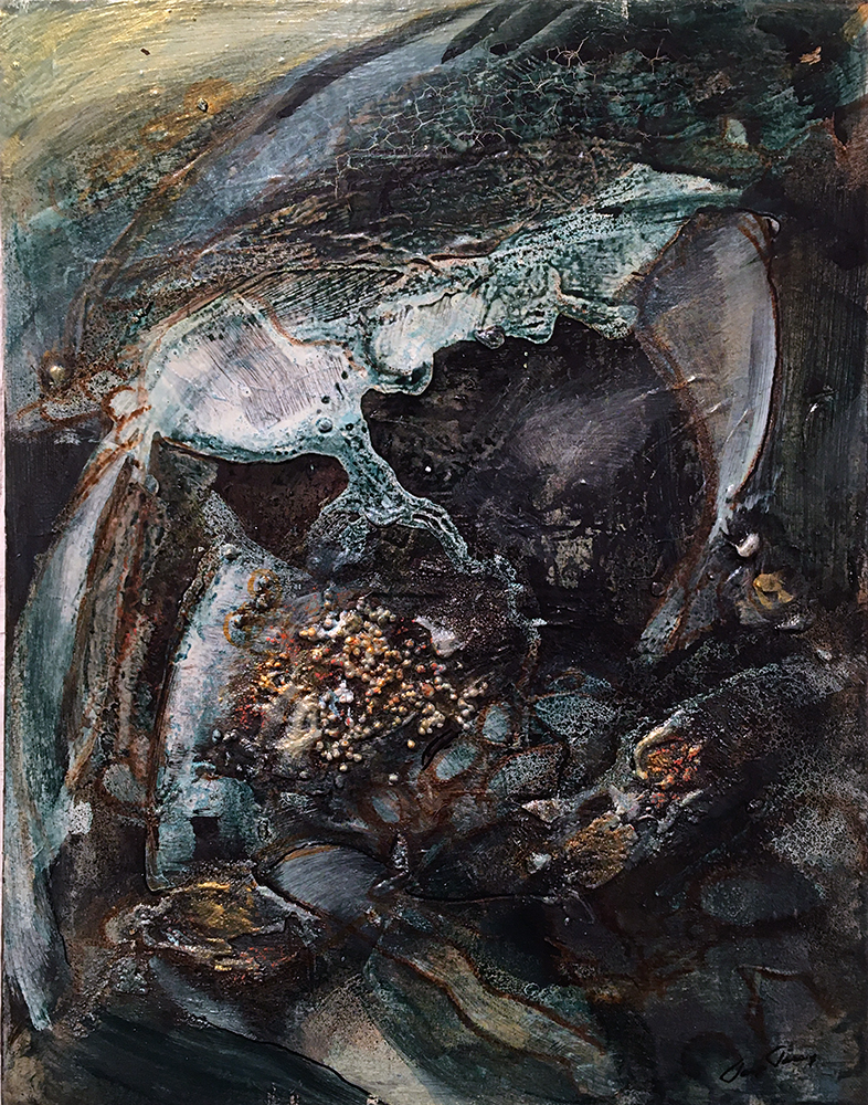 Tarja Taarup, painting